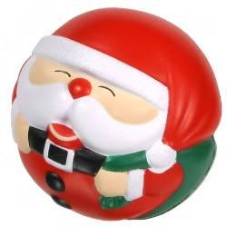 santaclausestressball