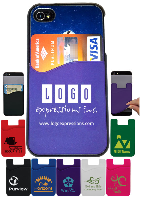 Lose your wallet get a cell phone card holder logo expressions blog colourmoves
